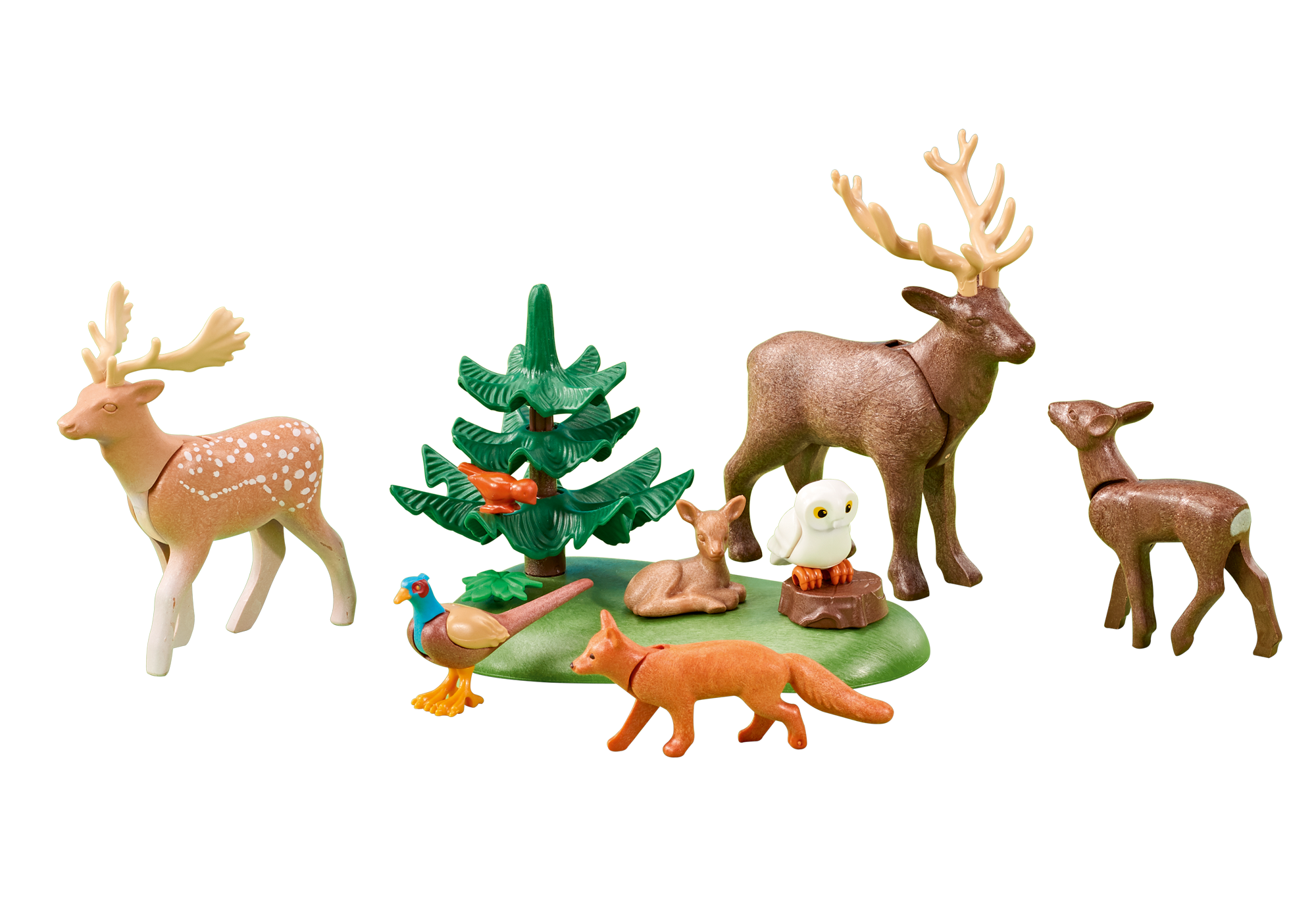 http://media.playmobil.com/i/playmobil/6532_product_detail/Forest Animals