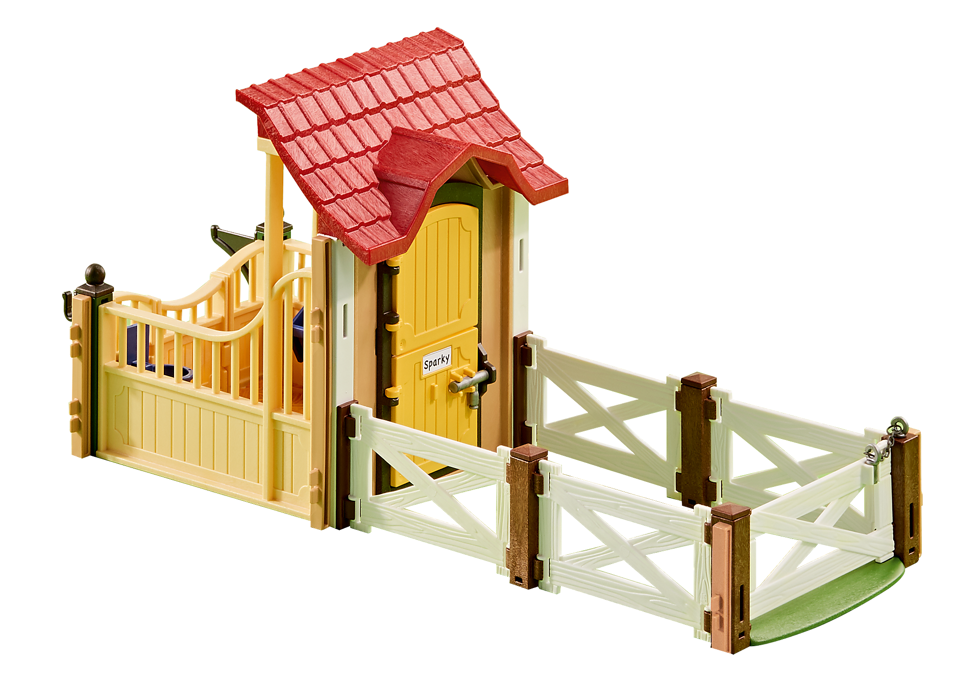 6533 Stable Extension for the Horse Farm (6926) zoom image1