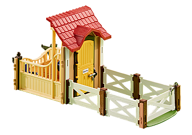 6533 Stable Extension for the Horse Farm (6926)