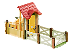 Stable Extension for the Horse Farm