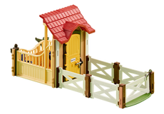 Playmobil Stable Extension For The Horse Farm 6533
