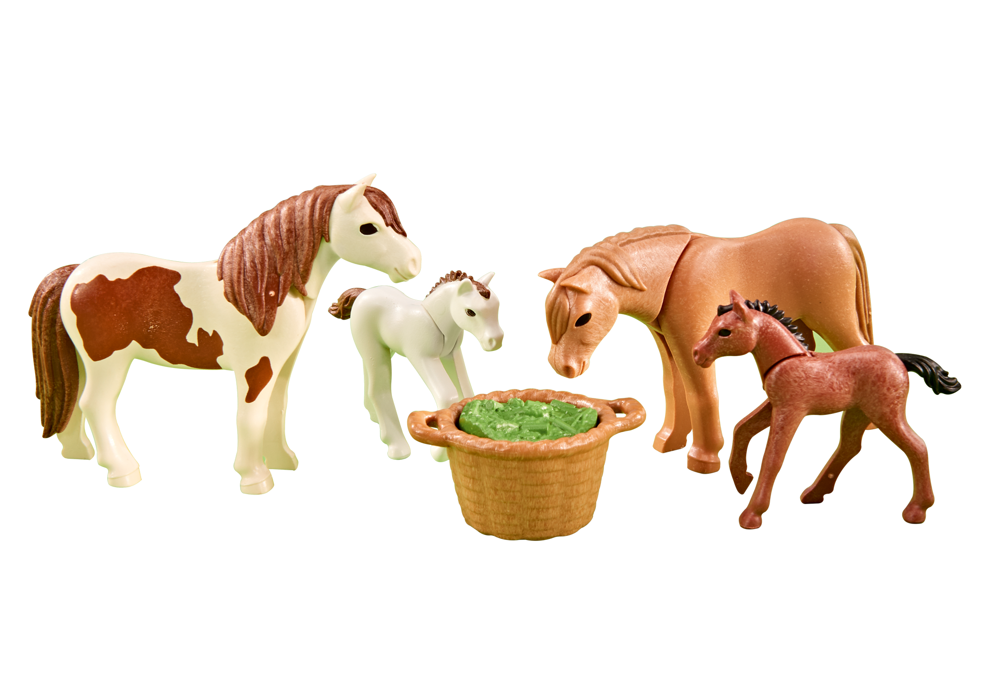6534_product_detail/Ponys mit Fohlen