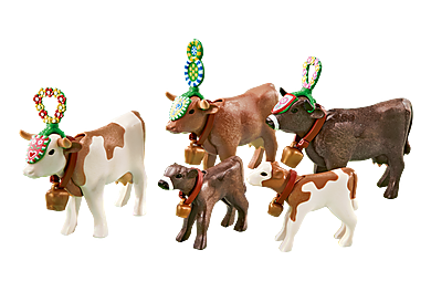 6535 Alpine Cow Parade