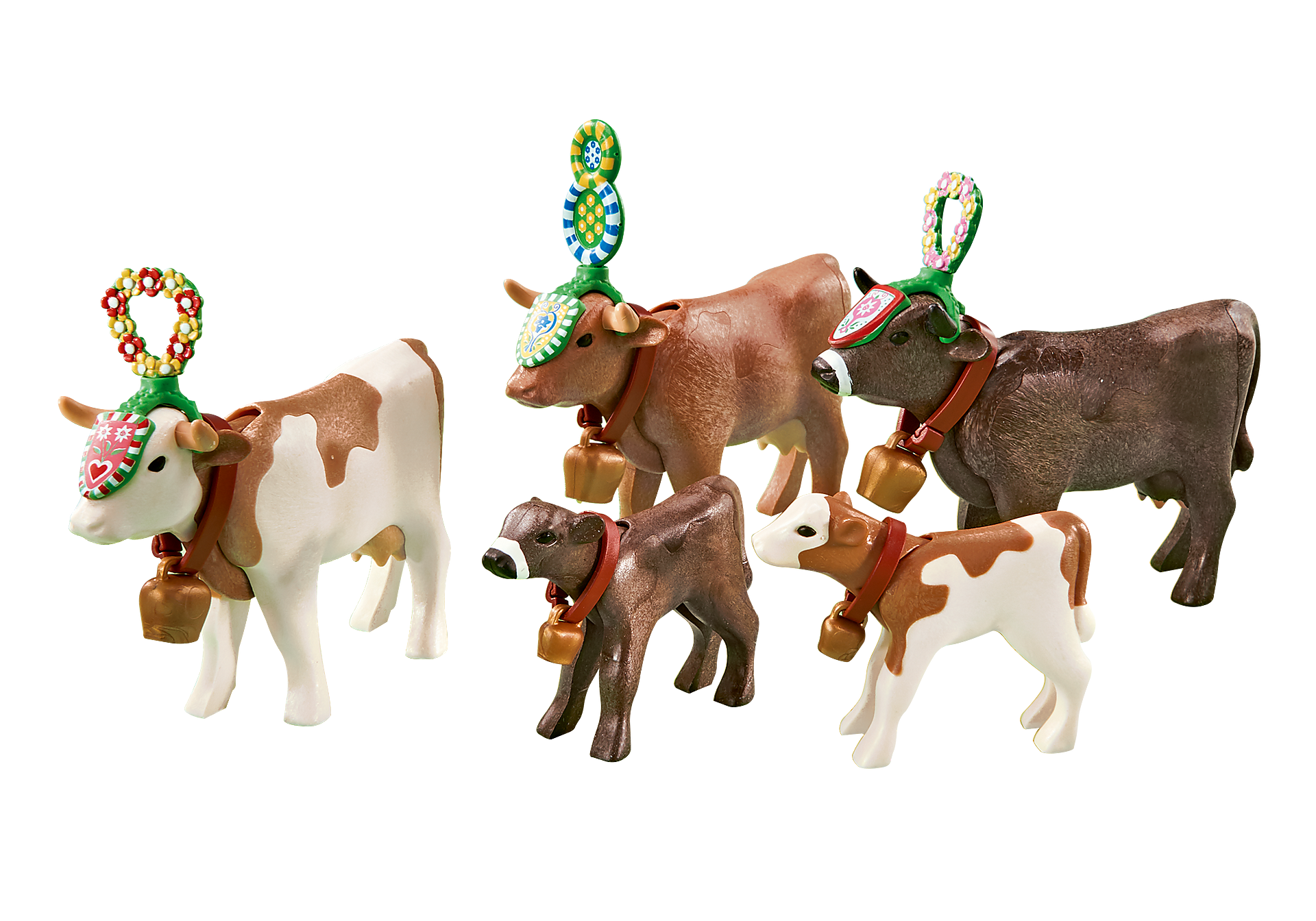 6535 Neddrivning af kvæg fra sæteren zoom image1