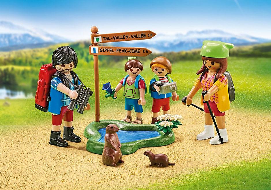 6536 Familia de Excursionistas  detail image 1