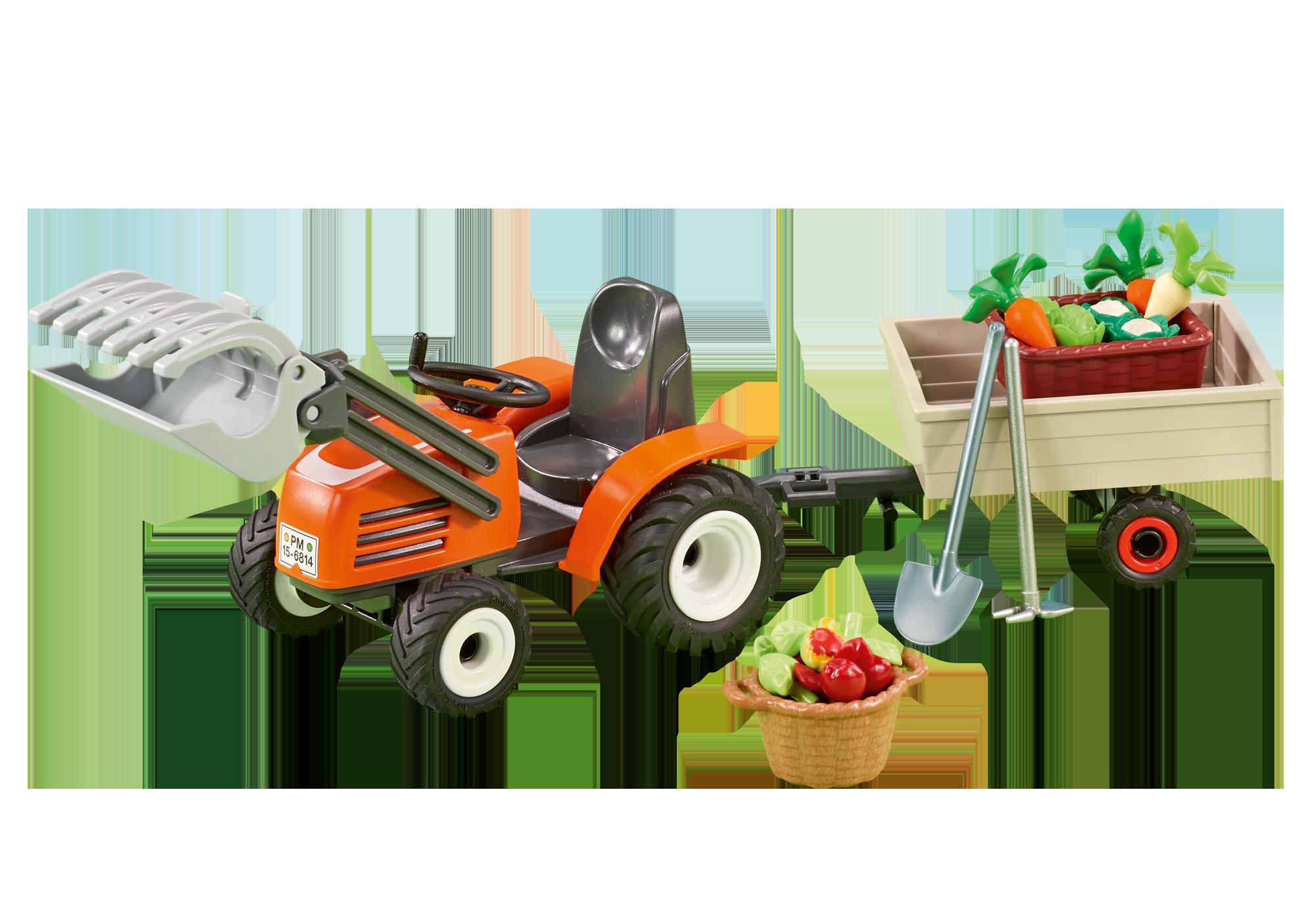 http://media.playmobil.com/i/playmobil/6537_product_detail/Kompakter Frontlader mit Anhänger