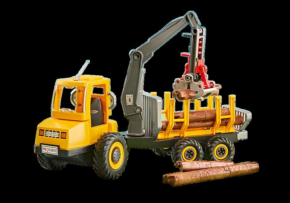 6538 Transporter do drewna detail image 1