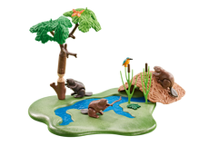 Playmobil Beaver Lodge 6541