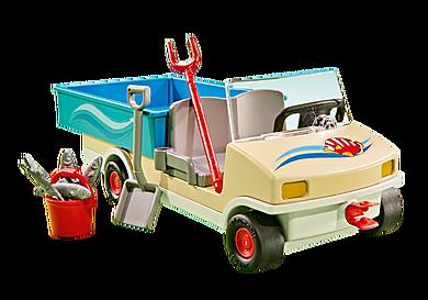 6544 Aquarium Maintenance Cart