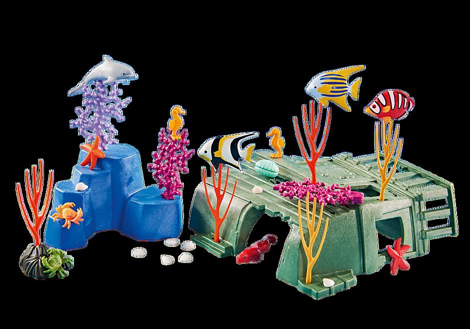 http://media.playmobil.com/i/playmobil/6545_product_detail/Korallenriff mit Meerestieren
