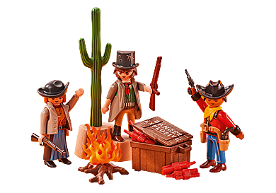 6546 Bandits du Far West