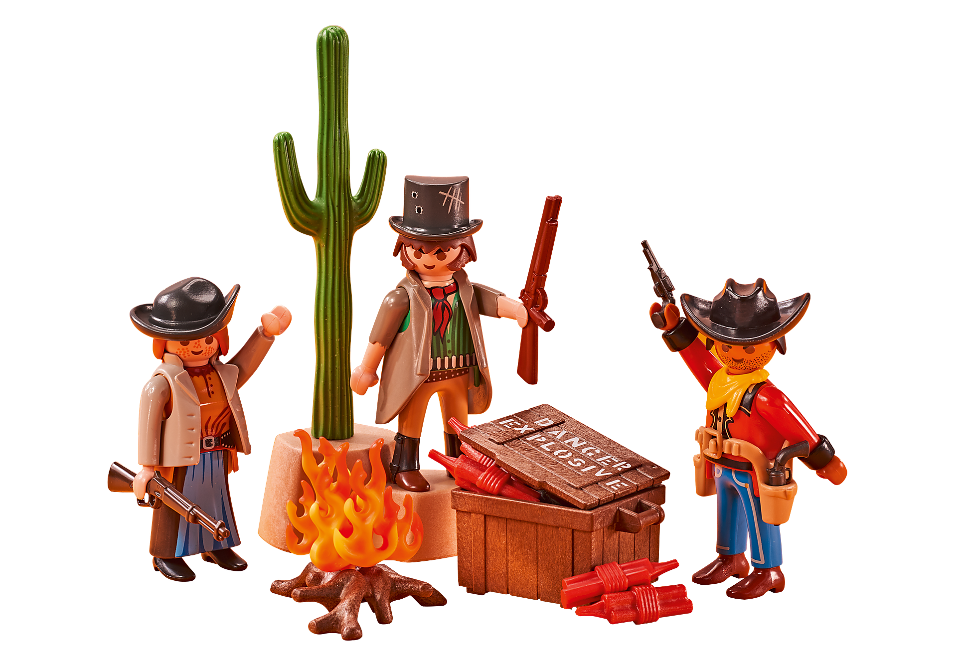 6546 Bandits du Far West zoom image1
