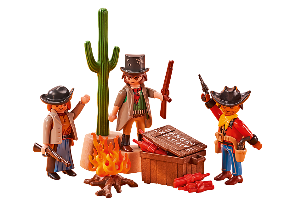 6546 Western Bandits detail image 1