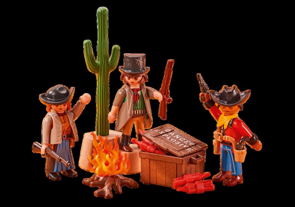 Western Bandits 6546 Playmobil 174 United Kingdom