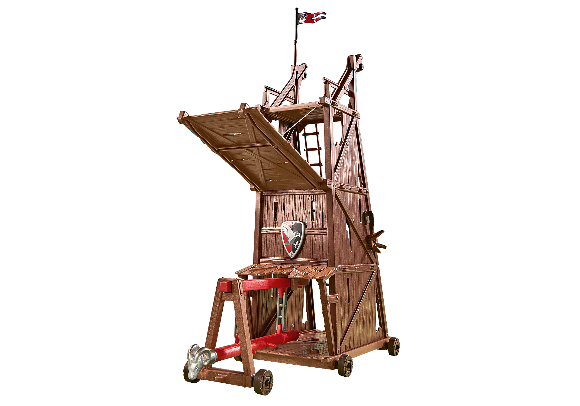 6547 Battle Tower with Battering Ram zoom image1