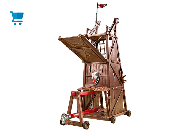 6547_product_detail/Wieża oblężnicza