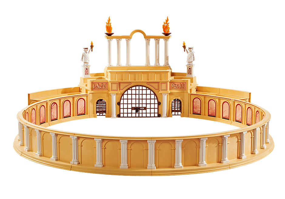 6548 Romersk arena detail image 1