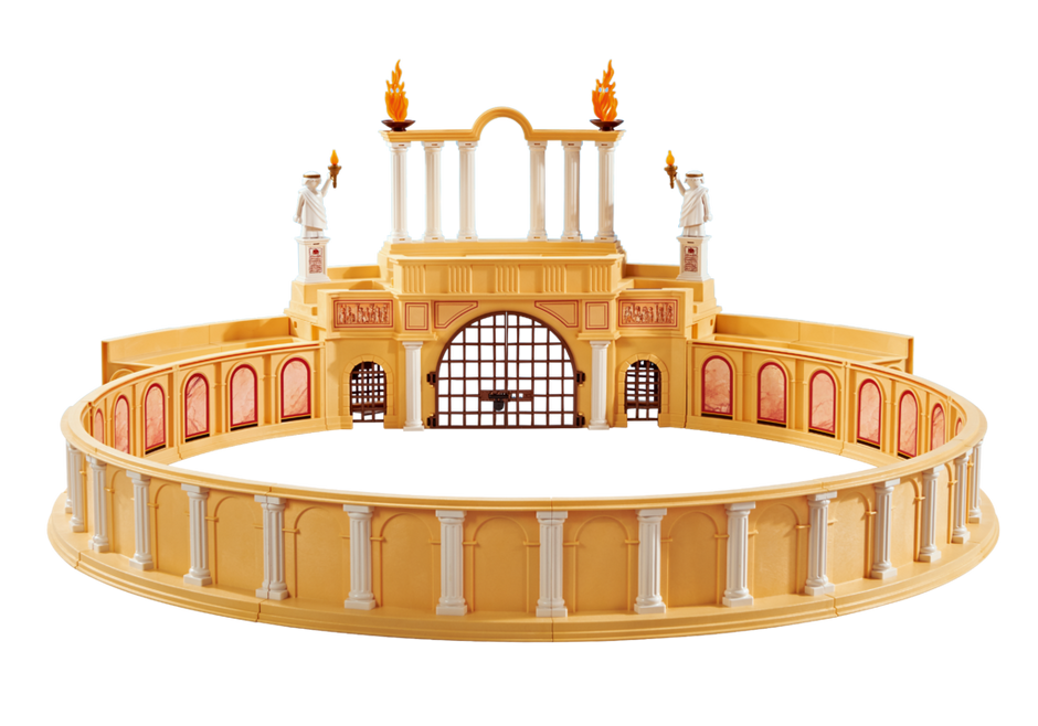Roman Colosseum 6548 Playmobil