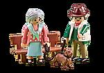 6549 Couple de grands-parents