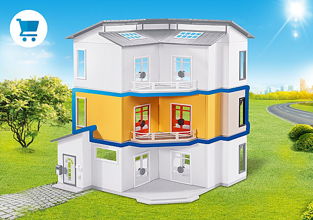 6554_product_detail/Etage supplémentaire pour Maison moderne