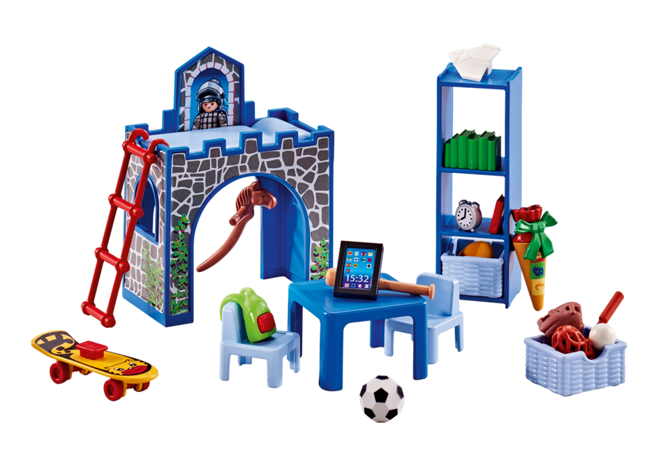 Aménagement pour chambre d\'enfant - 6556 - PLAYMOBIL® France