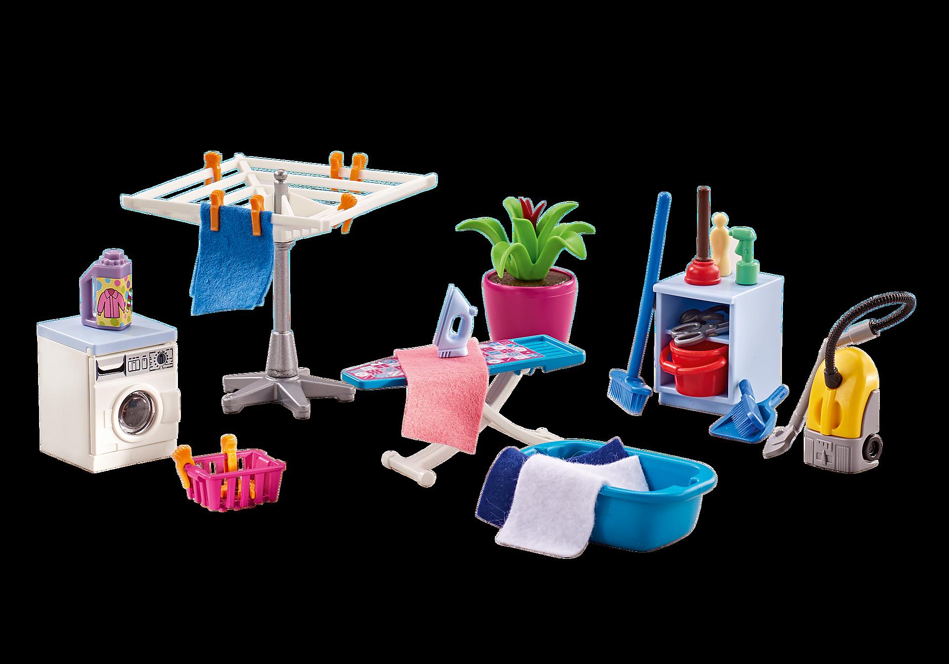 http://media.playmobil.com/i/playmobil/6557_product_detail/Lavandaria e Arrumos