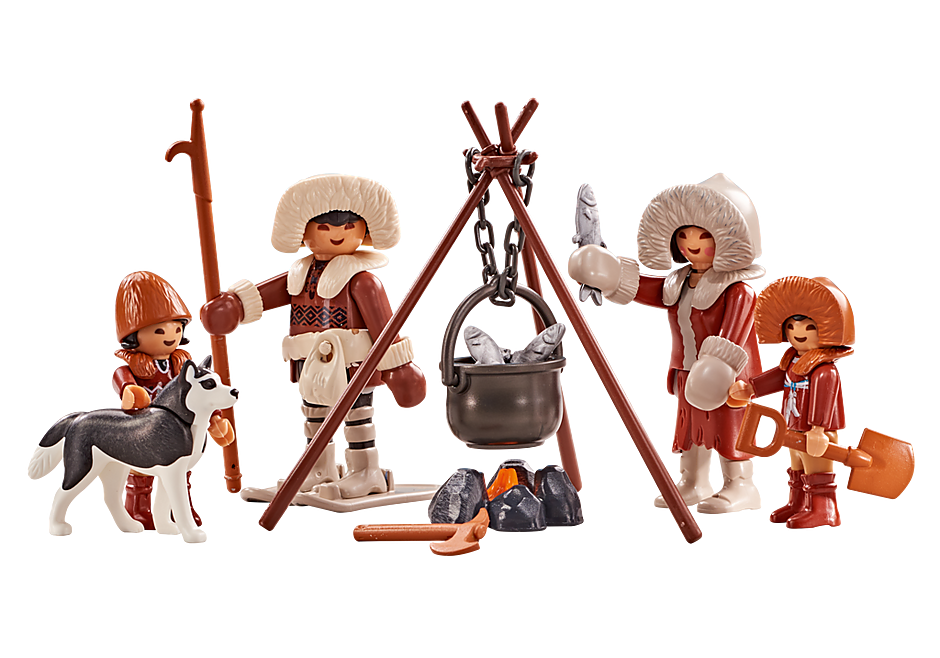 http://media.playmobil.com/i/playmobil/6559_product_detail/Οικογένεια Εσκιμώων
