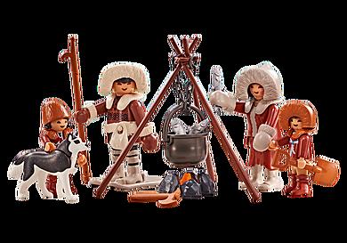 6559 Familie Eskimo's