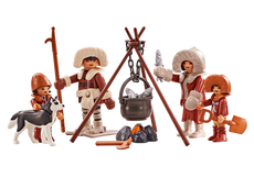 Playmobil Arctic Family 6559