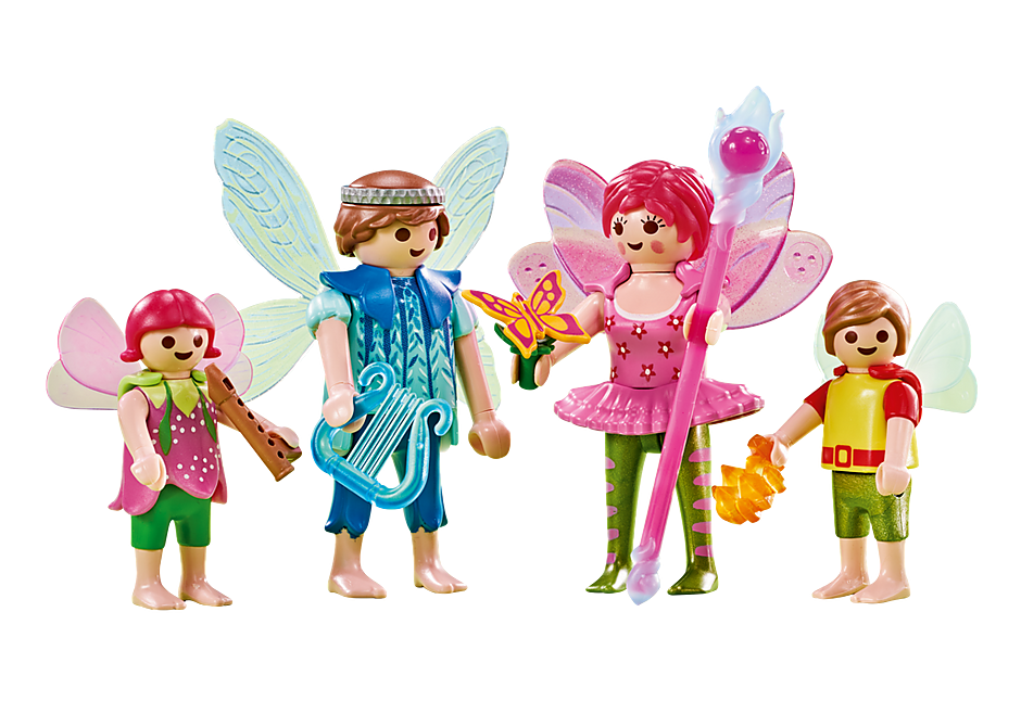 6561 Fairy Family detail image 1