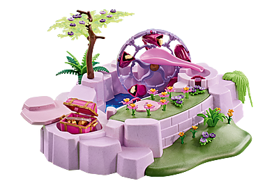 6563 Enchanted Fairy Pond