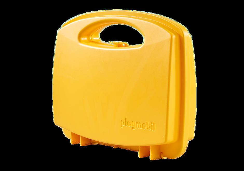 6565 Valisette jaune  detail image 1