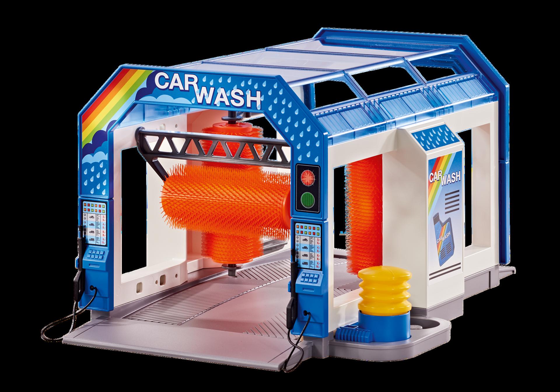 Playmobil Car Wash
