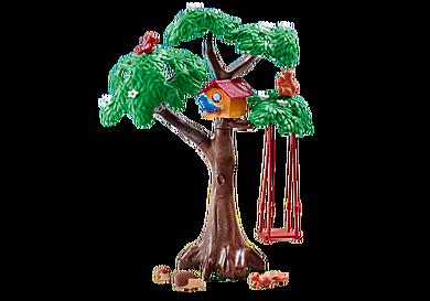 6575 Huśtawka na drzewie