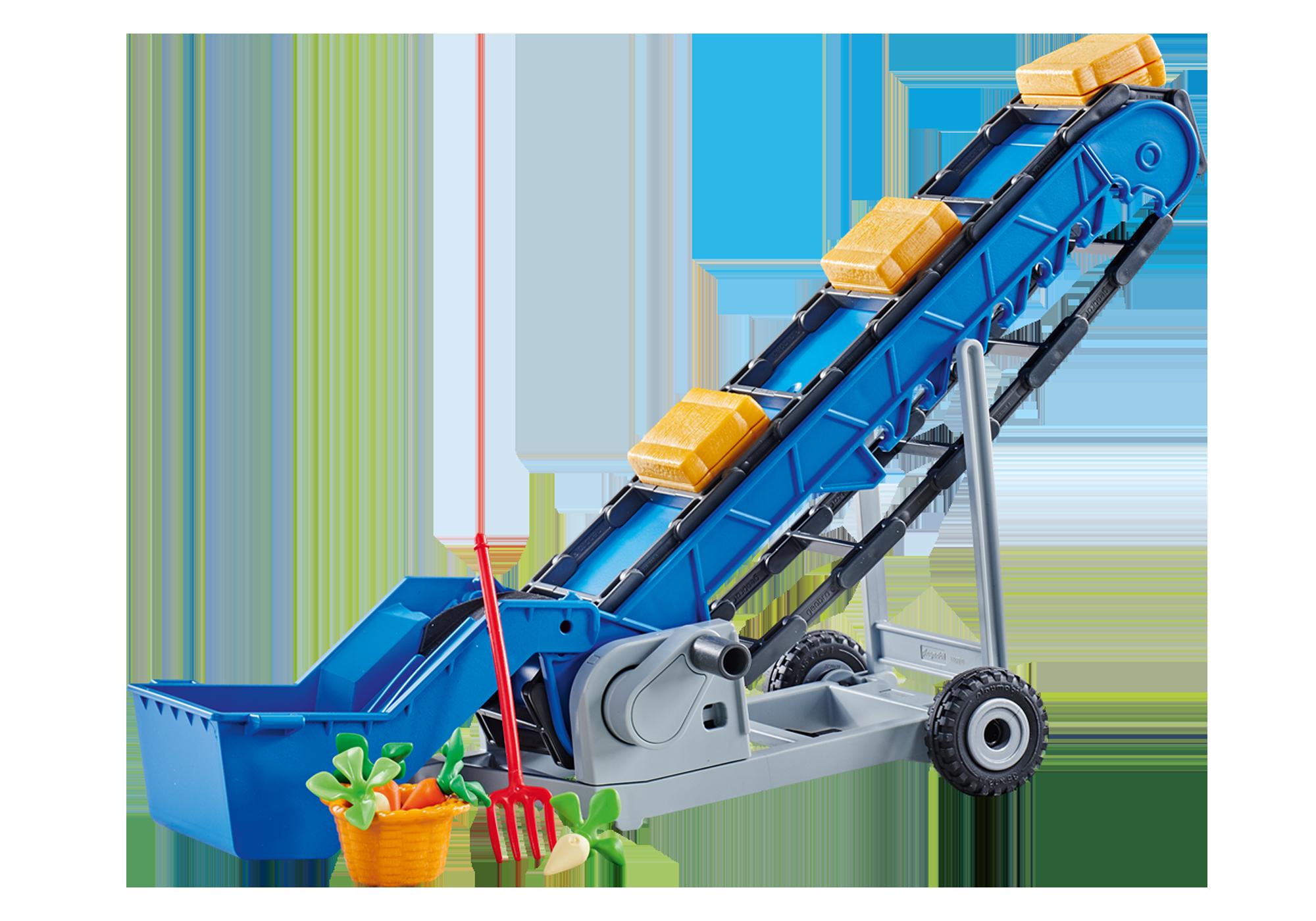 http://media.playmobil.com/i/playmobil/6576_product_detail/Mobilny przenośnik taśmowy