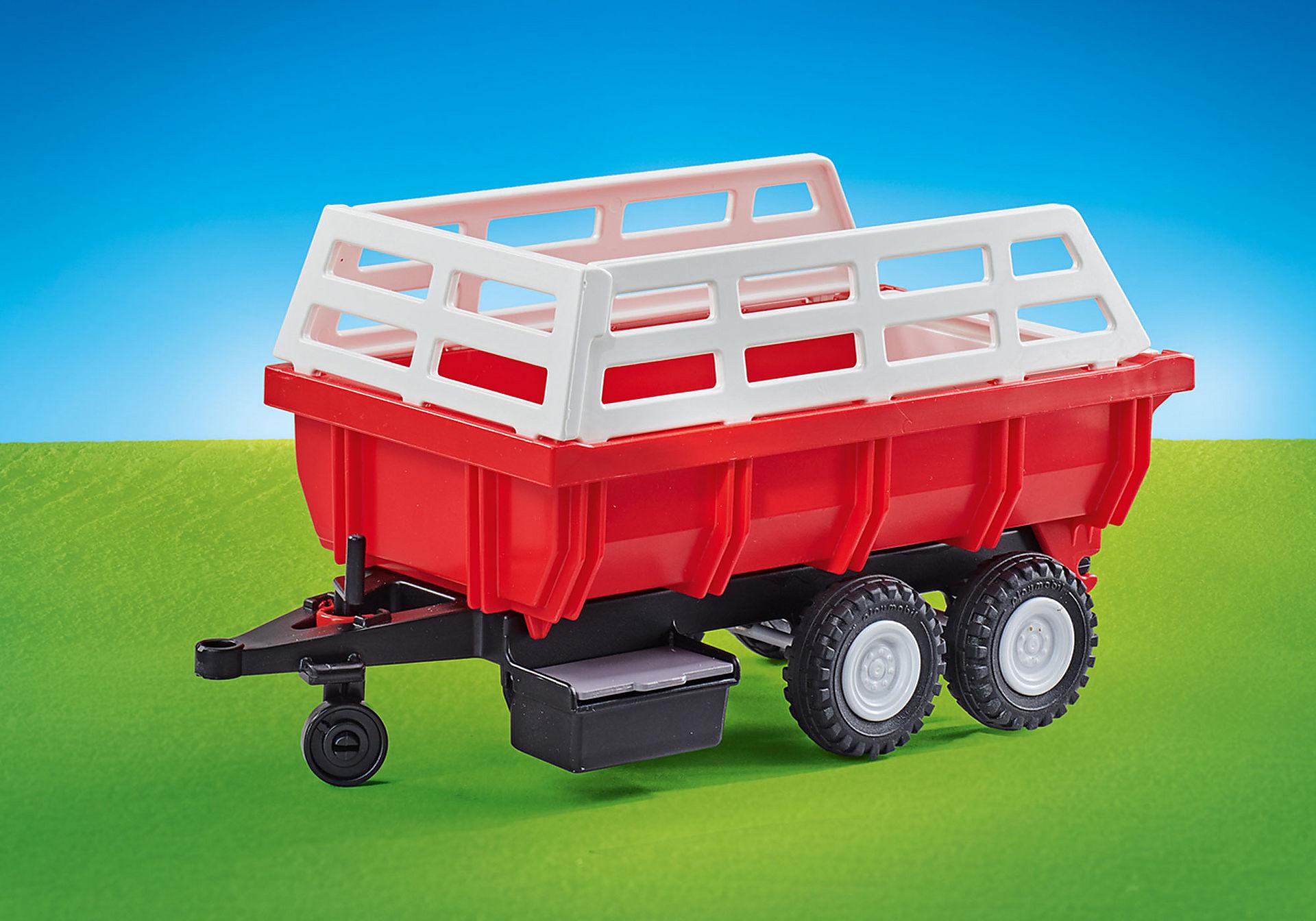 6577 Remorque pour tracteur  zoom image1