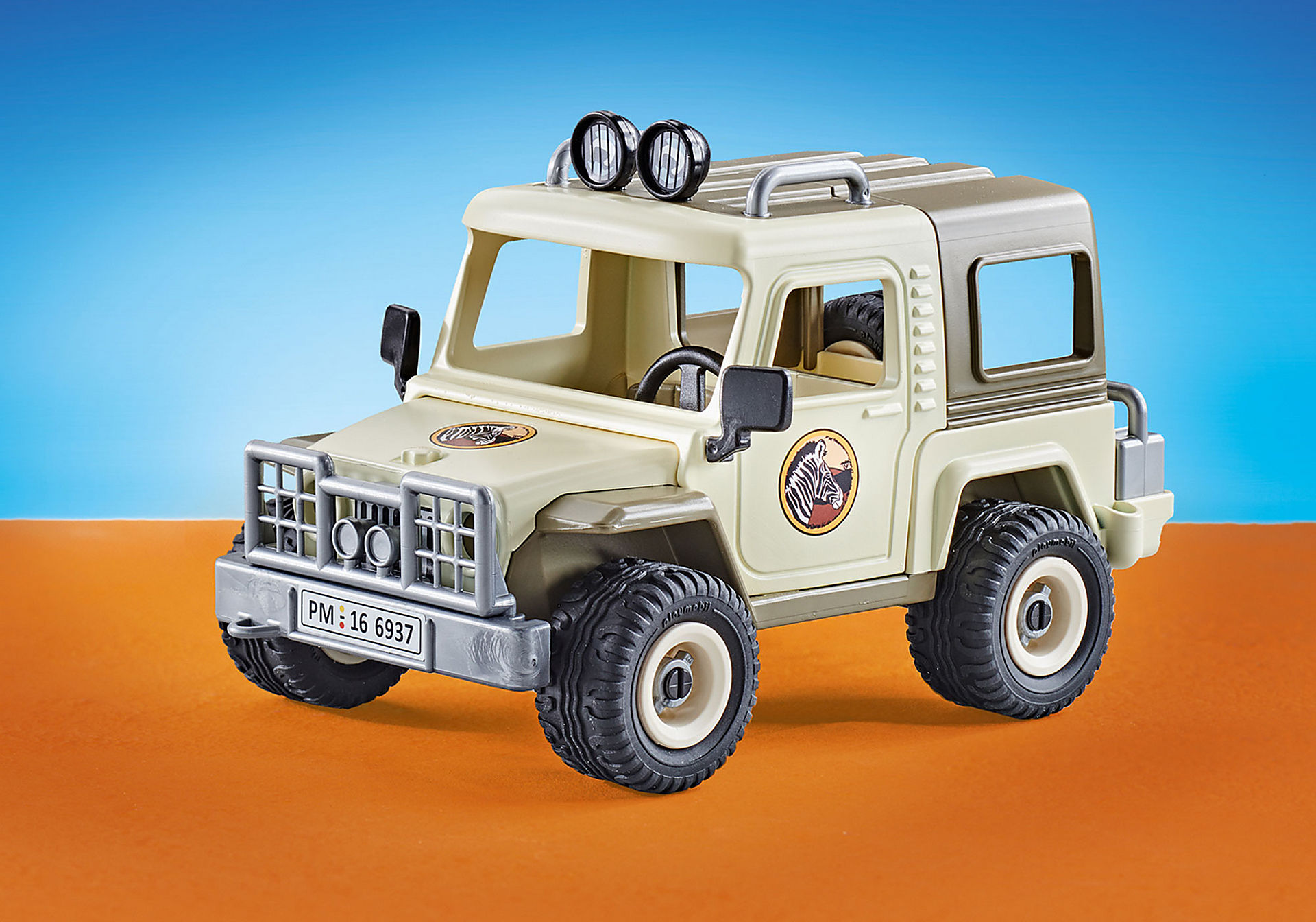 6581 Safari Off-Road Truck zoom image1