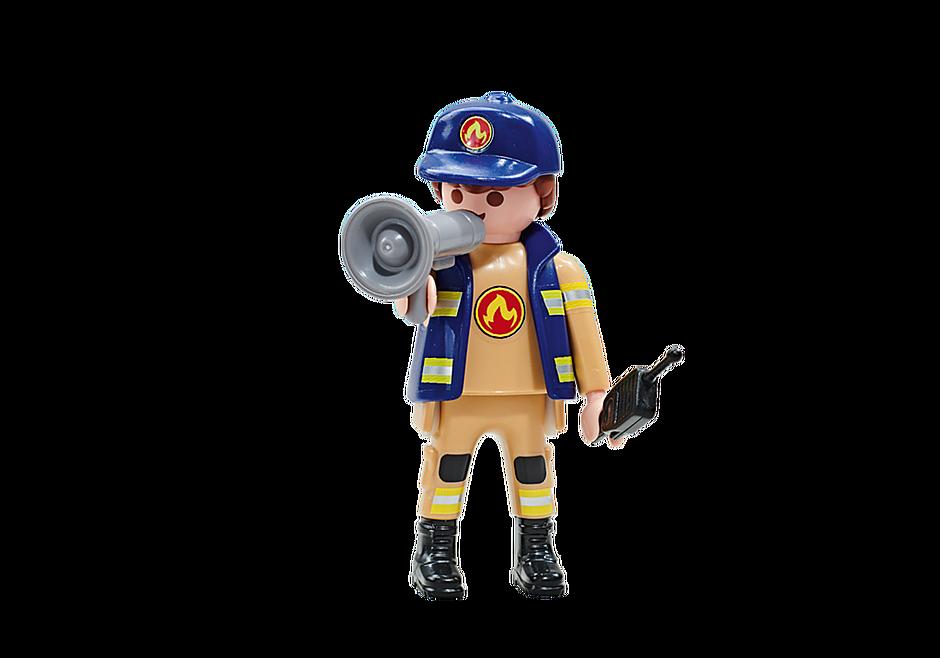6583 Capitano dei Pompieri della squadra rossa detail image 1
