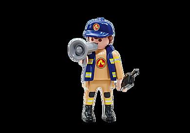 6583 Chef des pompiers Equipe A
