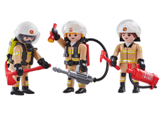 Playmobil Brigade A Firefighters 6584