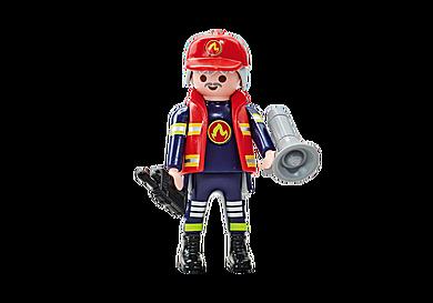 6585_product_detail/Capitano dei Pompieri della squadra blu