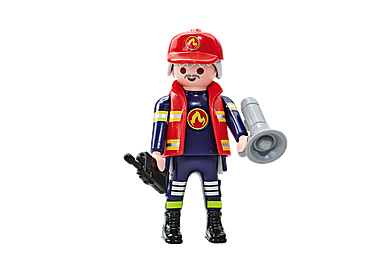 6585 Fire Brigade B Captain