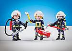 6586 3 pompiers Equipe B