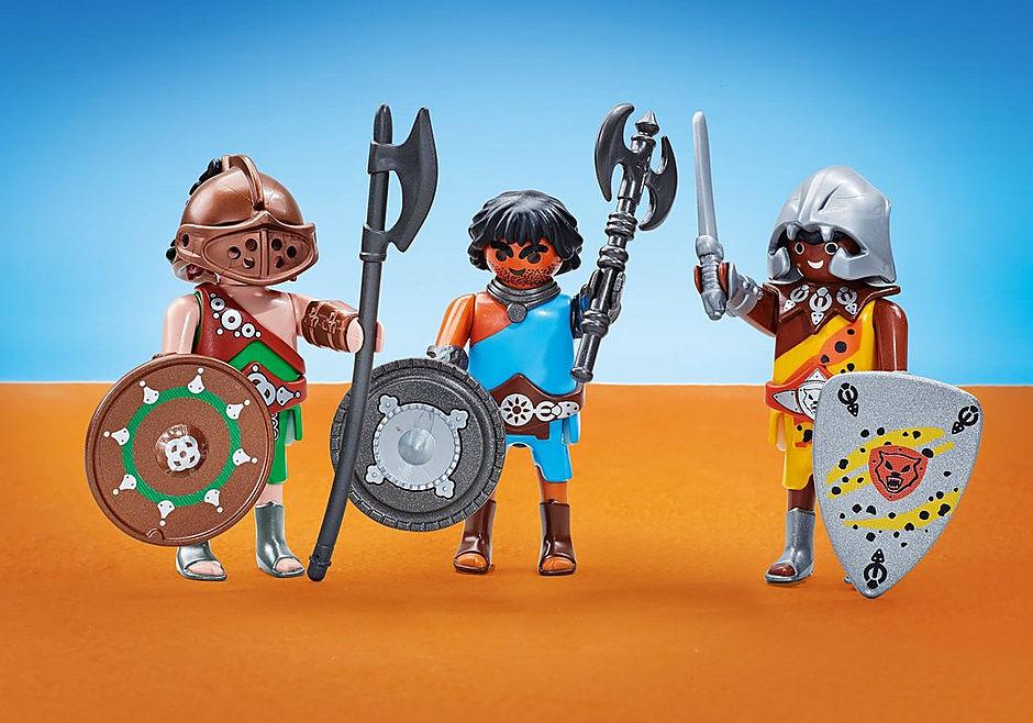 6590 Three Gladiators detail image 1