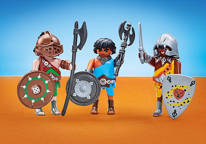 6590 Three Gladiators