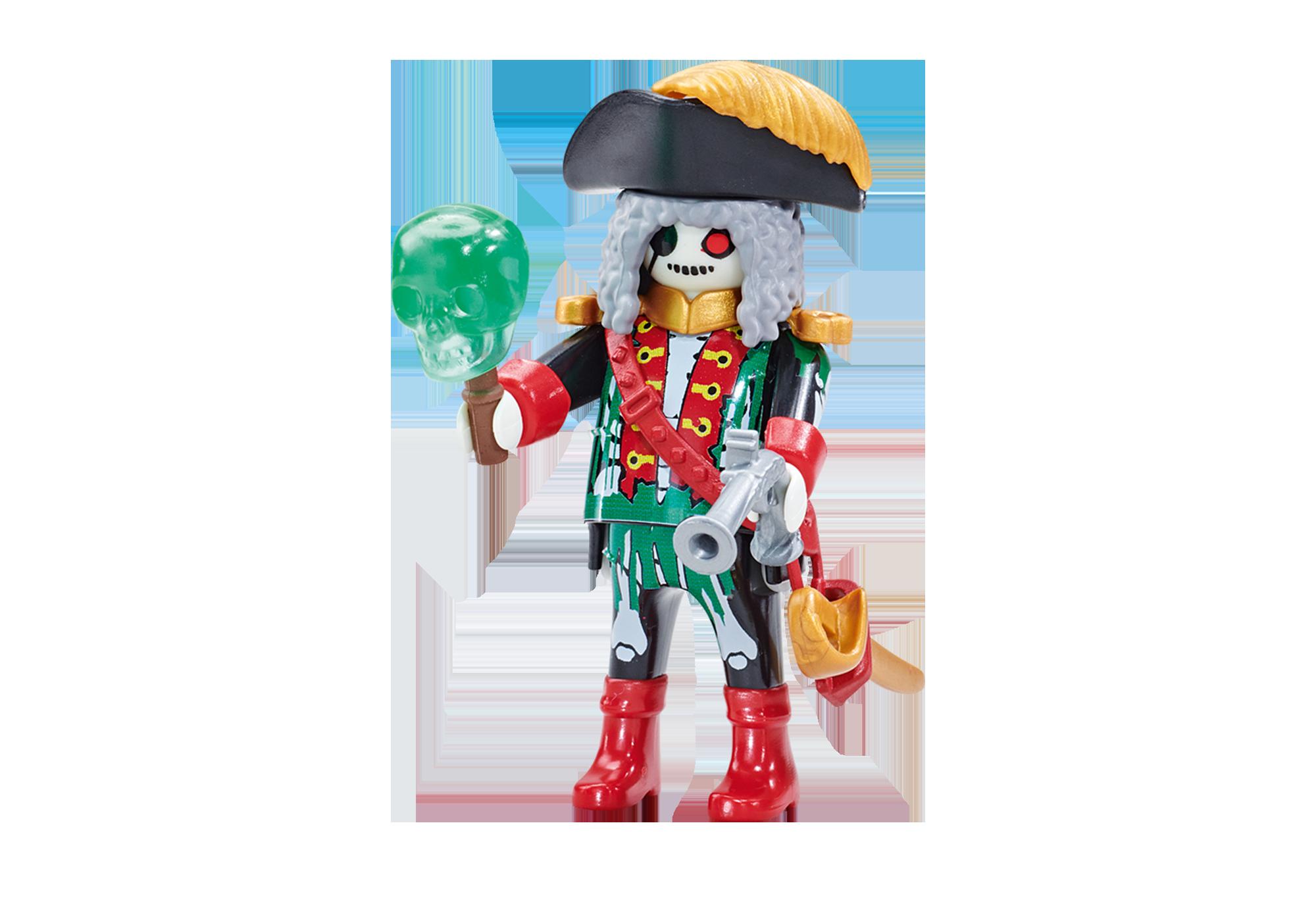 6591_product_detail/Capitaine des pirates fantômes