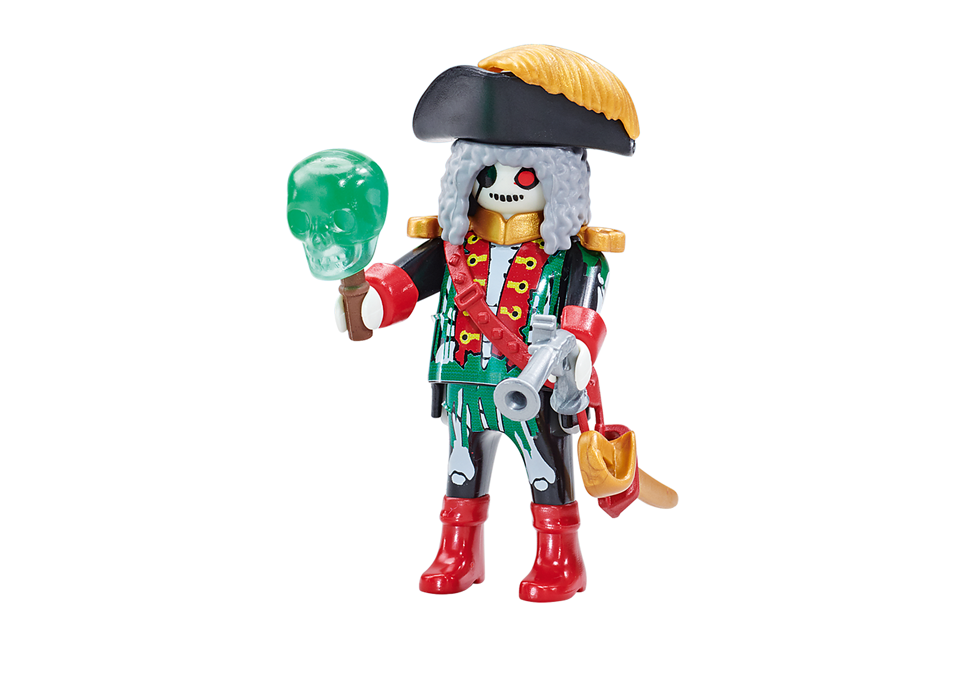 6591 Ghost Pirate Captain zoom image1
