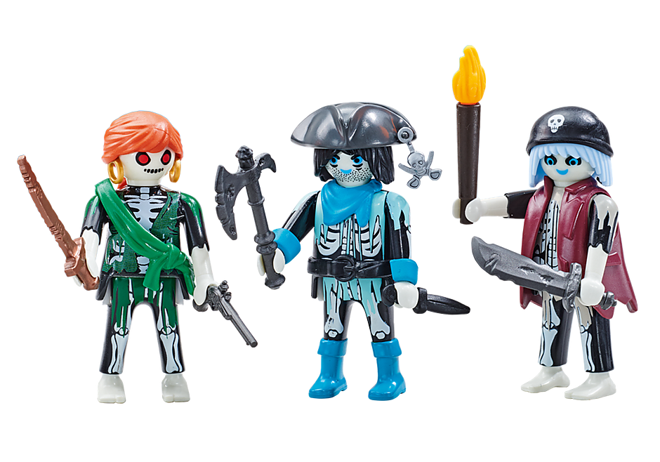 6592 3 Piratas Fantasmas detail image 1