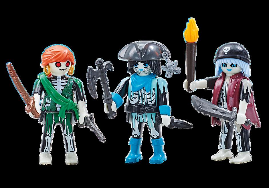 6592 Three Ghost Pirates detail image 1