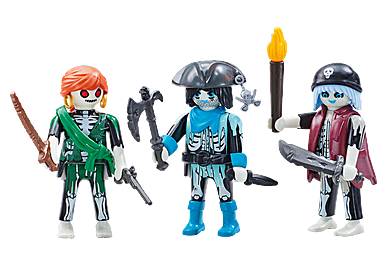 6592 Three Ghost Pirates